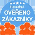Certifikát heureka ověrěno zákazníky